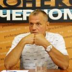 Интервью с Петром Михайловичем Хомяковым