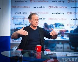 Михаил Задорнов: Беларусь - это значительно улучшенный Советский Союз