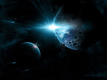 Рубиновый Глаз Дракона. Захват Земли инопланетной цивилизацией и разрушение земного Рая