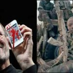 Кровь в мобильном или почём нынче блага Цивилизации?