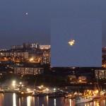 Во Владивостоке наблюдали НЛО [3 ВИДЕО]