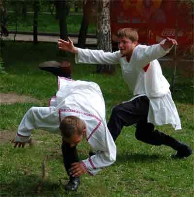 Традиции Русского Боевого Пляса