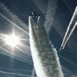 Химическое оружие уже распыляется над городами России и Украины самолётами НАТО