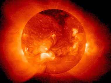 Солнце будет очень сильно чихать в 2012-2013 гг.