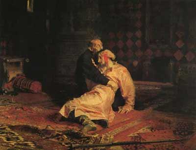 Иван Грозный не убивал сына!!!