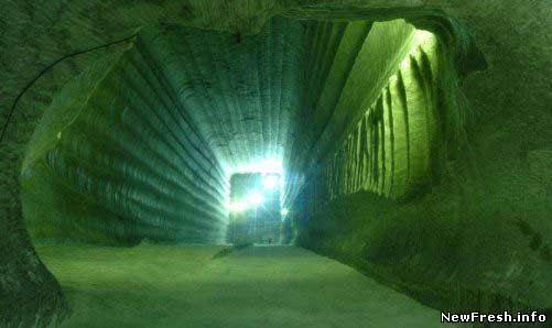 Подземные цивилизации