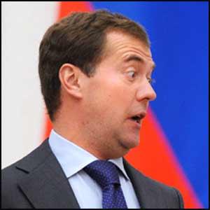 Медведев почуял, что из госбюджета собираются украсть 1 трлн
