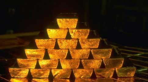 Золото. Куда вывозится золото?