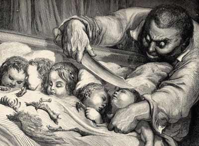 Работорговля детьми, как бизнес Ювенального геноцида