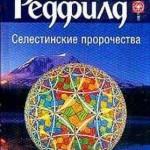 СЕЛЕСТИНСКИЕ ПРОРОЧЕСТВА (книга)