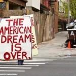 Американская мечта закончилась