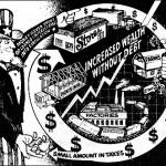 Манифест банкиров (1892 год), 25 принципов ордена Иллюминатов (1776) и Новый Завет Сатаны (1875)