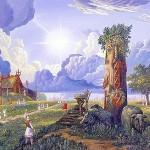 «Ведать» – значит знать. Что же ведали наши далекие праотцы и матери?