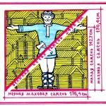 Старинные русские меры длины, веса, объёма.