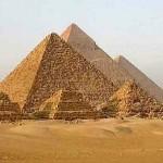 Дороги в комплексах пирамид