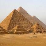 Русские и египетские пирамиды