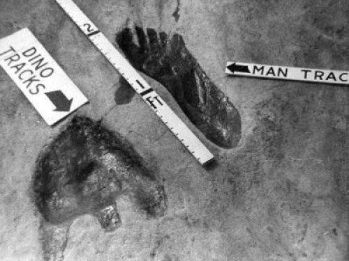 Отпечатки ступней Гигантов прошлого (с видео)