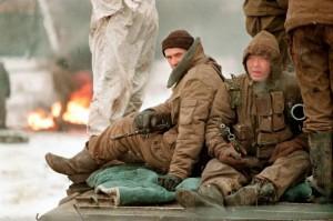 За кого воевали в Чечне...