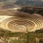 Древний геологический резонатор в Перу