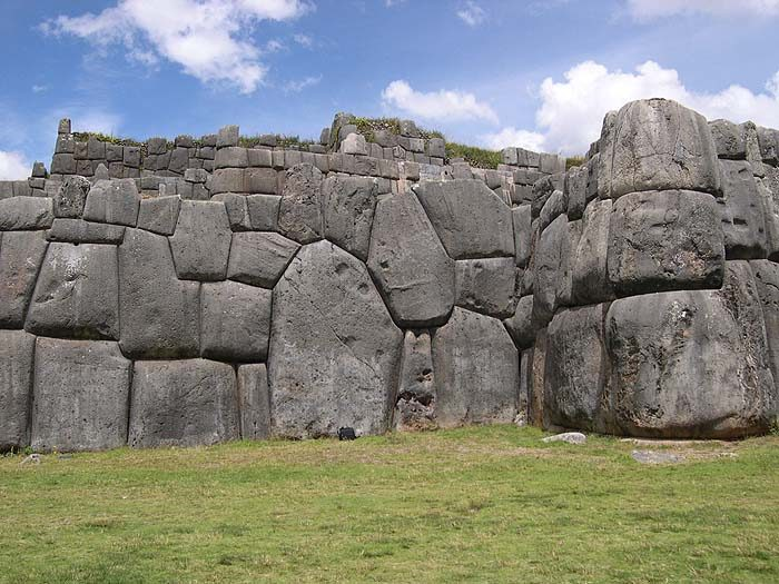 Мегалиты - энергогенераторы каменного века