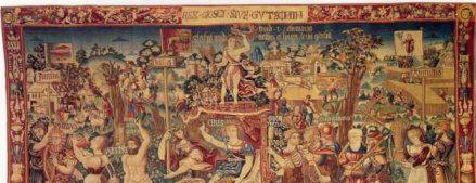 НЛО В Гобелене, 1538 год.