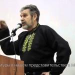 Георгий Сидоров: Встреча в Смольном Институте. 11-12.02.2015