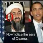Обама Осама — Усама Бен Ладен и Барок Обама один человек?