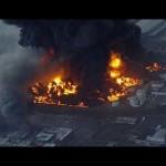 СМИ умалчивают о крупных катастрофах