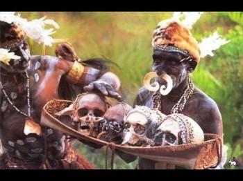 Азиатские людоеды съели белую расу. Георгий Сидоров