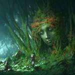 Живые души растений