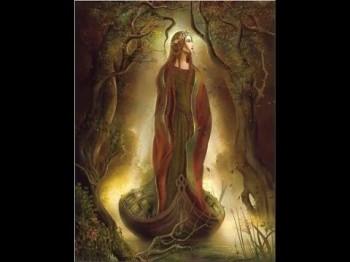 Племена богини Даны. Ирландский эпос о арийских предках Ирландцев. Георгий Сидоров