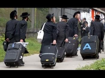 Как евреи расселились по Миру. Георгий Сидоров