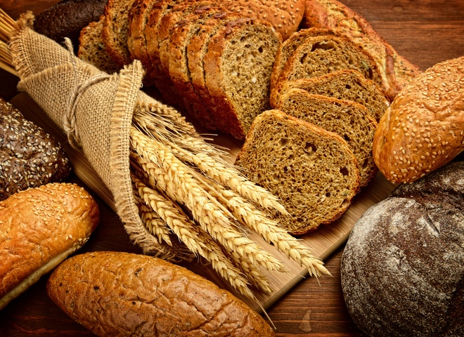 Зерновая пища - не видовая для человека