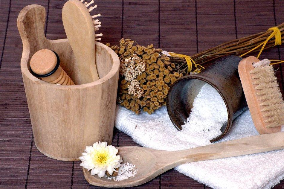 Готовим мыло из муки и растительного масла