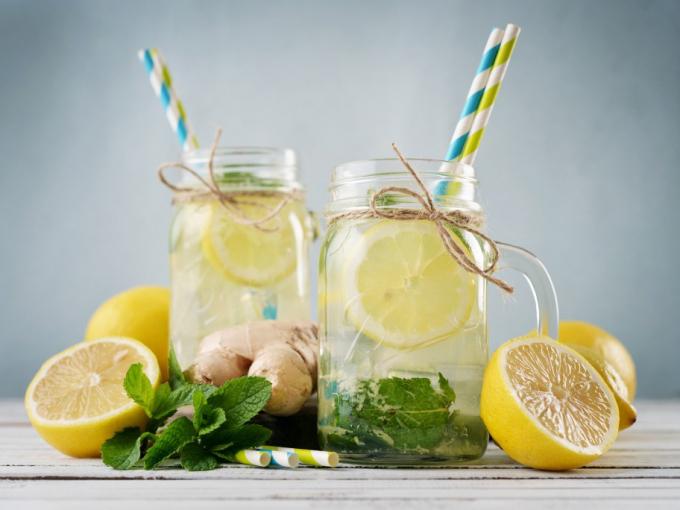 Освежающие напитки для здоровья