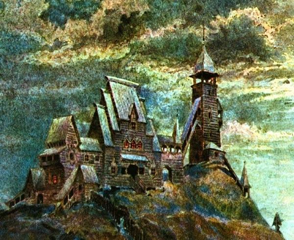 Русские терема архитектора Суслова