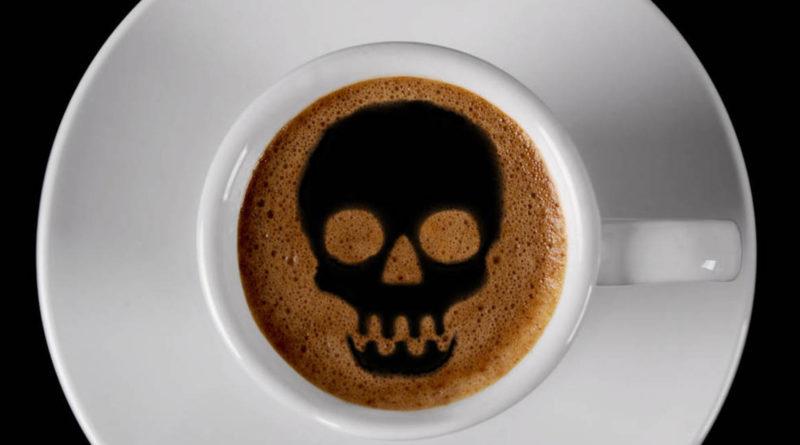 Вред кофе в деталях...