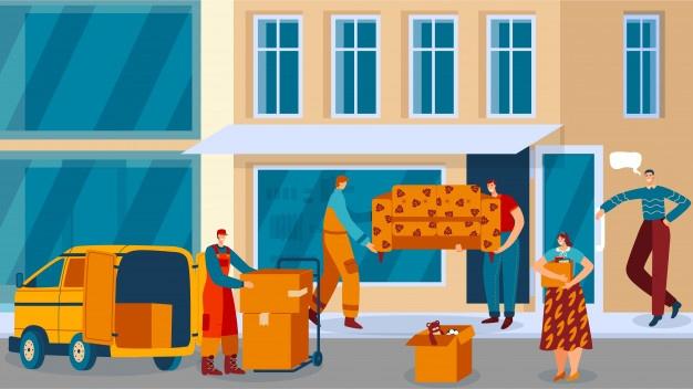 Перевозка мебели: как организовать грамотно